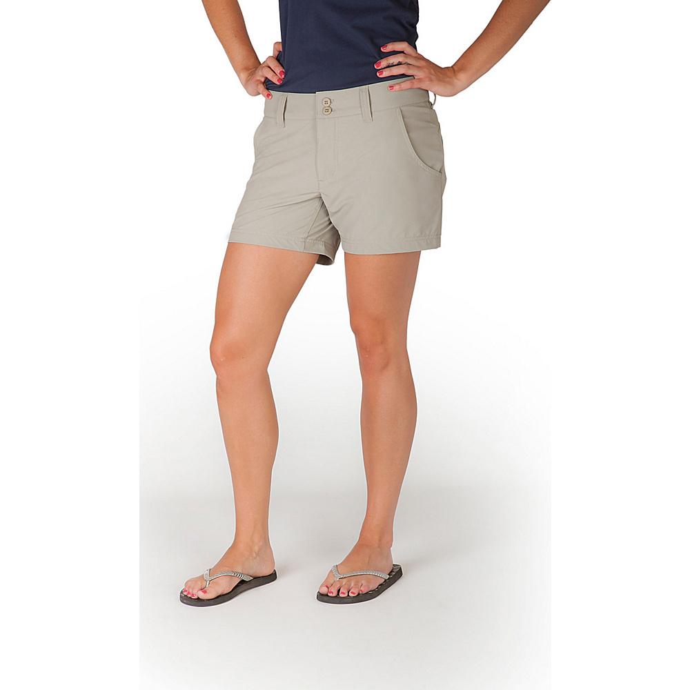 Mountain Khakis Cruiser Shorts 12 - 5in - Truffle - 10 Petite - Mountain Khakis Womens Apparel - Apparel & Footwear, Women's Apparel