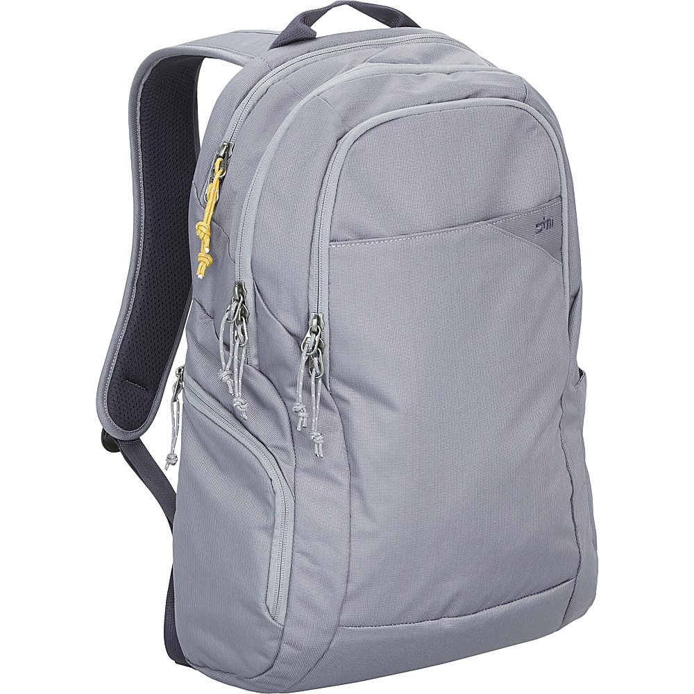 STM Bags Haven Medium Backpack Frost Grey STM Bags Business Laptop Backpacks