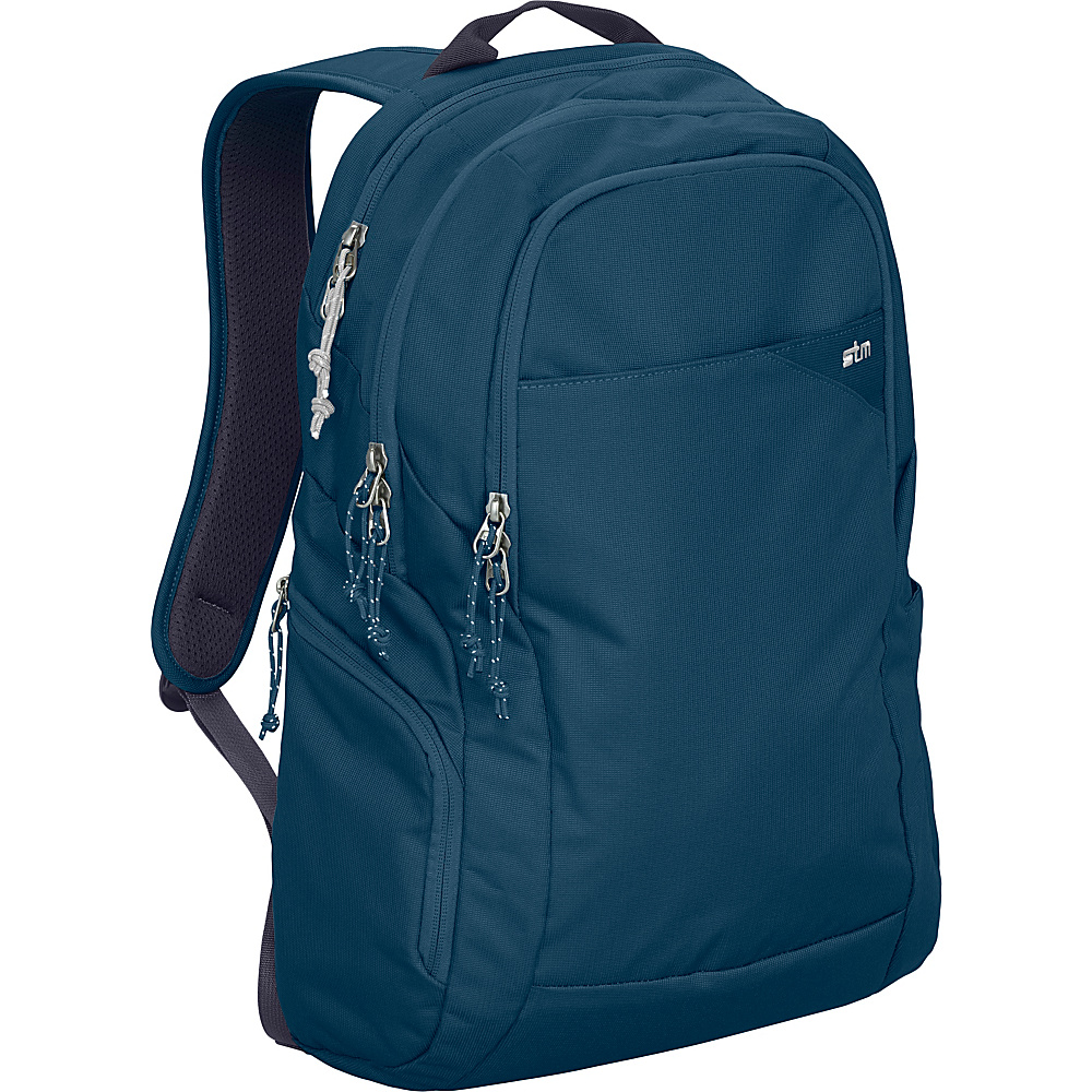 STM Bags Haven Medium Backpack Moroccan Blue STM Bags Business Laptop Backpacks