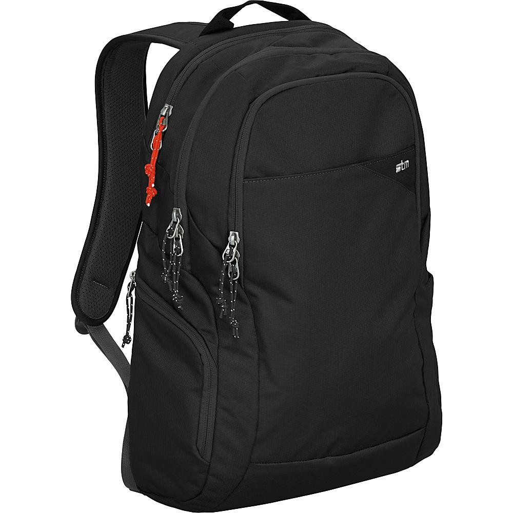 STM Bags Haven Medium Backpack Black STM Bags Business Laptop Backpacks