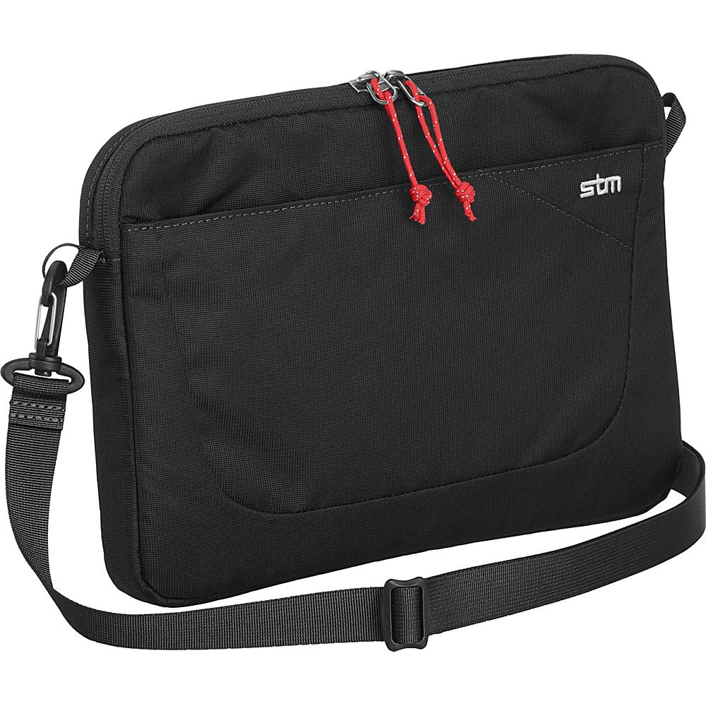 STM Bags Blazer Small Sleeve Black STM Bags Messenger Bags