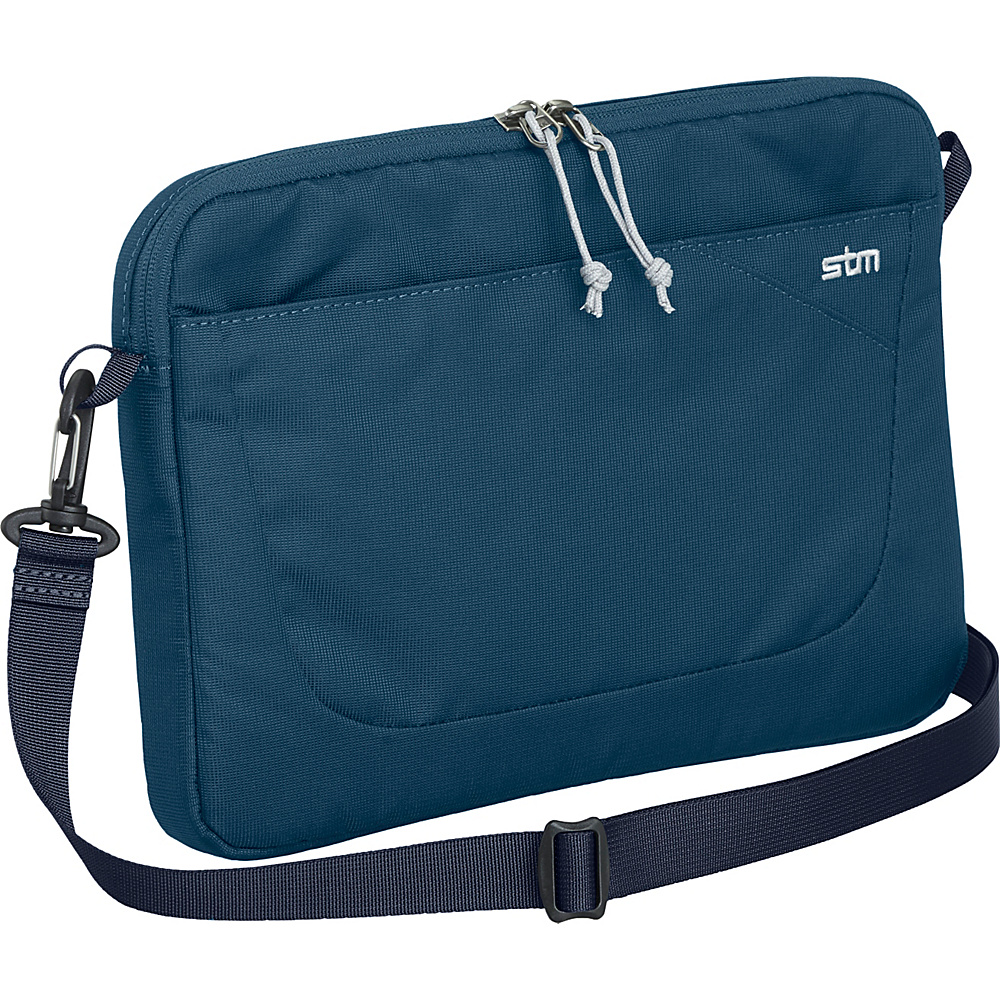 STM Bags Blazer Small Sleeve Moroccan Blue STM Bags Messenger Bags