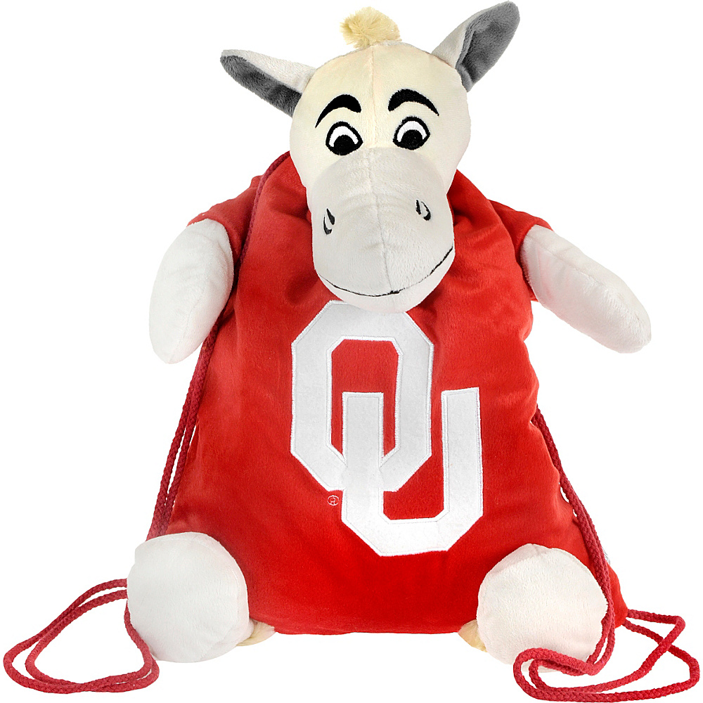Forever Collectibles NCAA Backpack Pal University of Oklahoma Sooners Red Forever Collectibles Everyday Backpacks