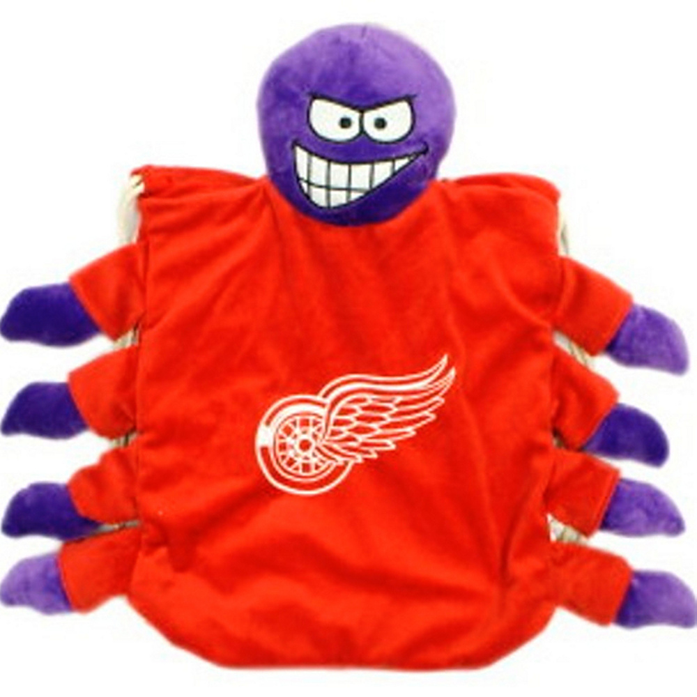 Forever Collectibles NHL - Backpack Pal - Detroit Redwings Red - Forever Collectibles Everyday Backpacks