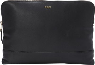 KNOMO London Molton Cross Body Black - KNOMO London Leather Handbags
