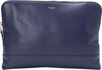 KNOMO London Molton Cross Body Navy - KNOMO London Leather Handbags