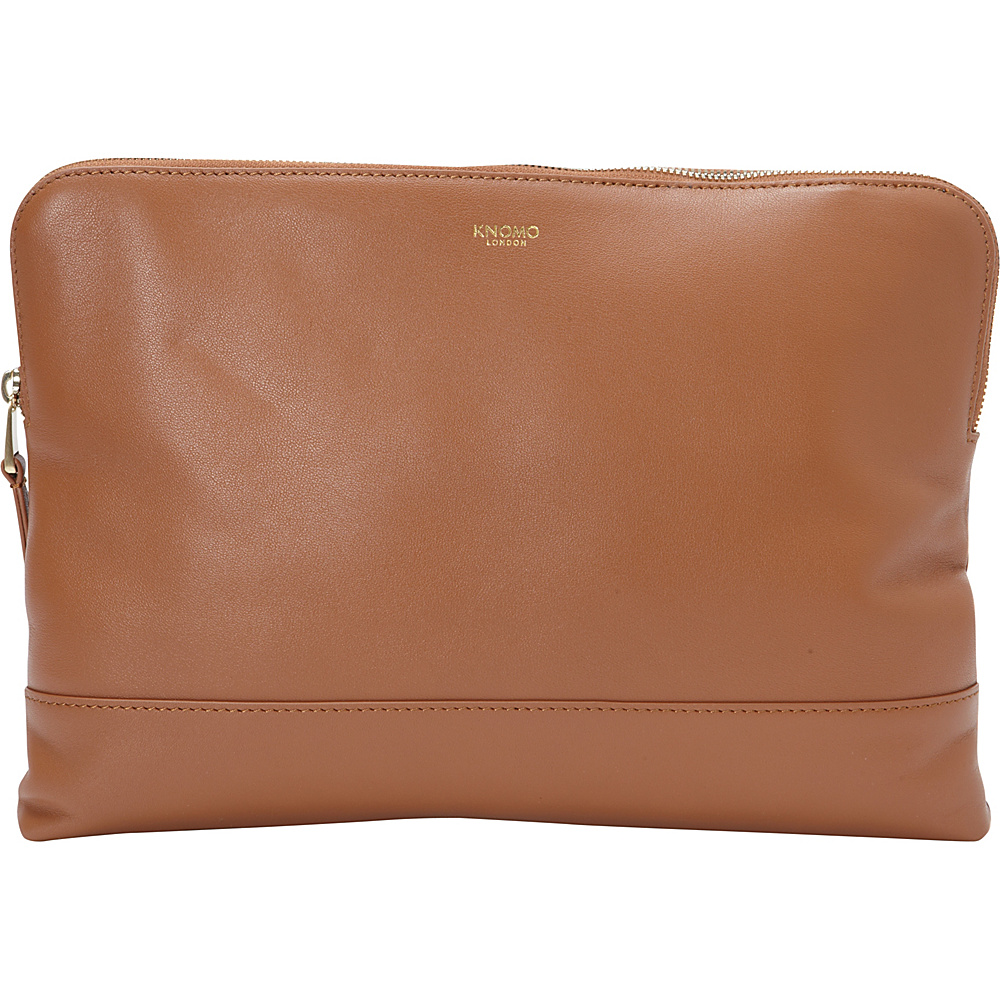 KNOMO London Molton Cross Body Caramel KNOMO London Leather Handbags