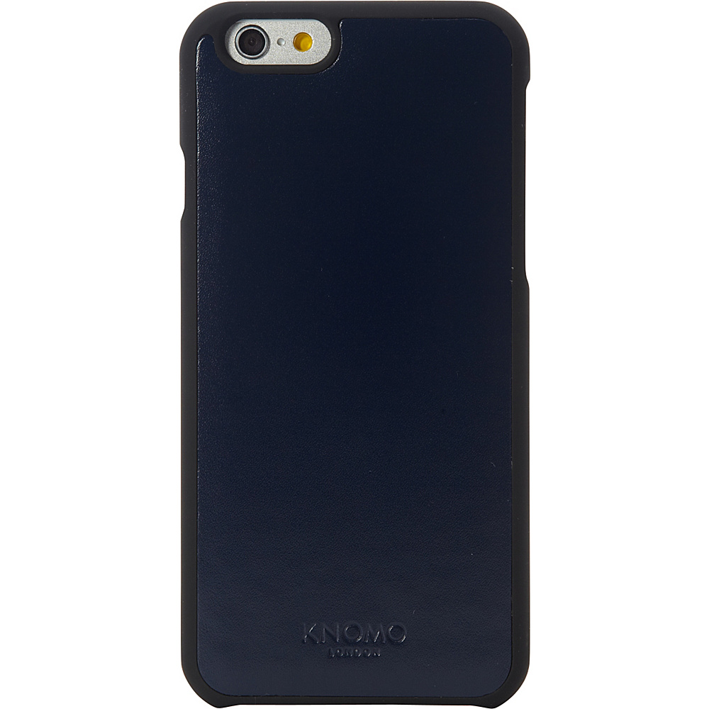 KNOMO London Magnet Open Face iPhone 6 6S Case Navy KNOMO London Electronic Cases