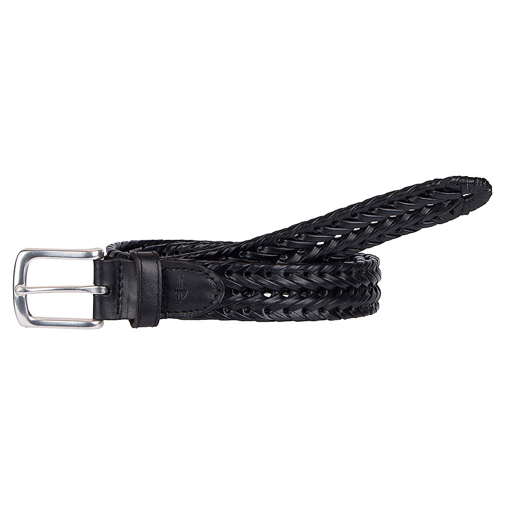 Dockers 32MM V Weave Braid Black 38 Dockers Other Fashion Accessories