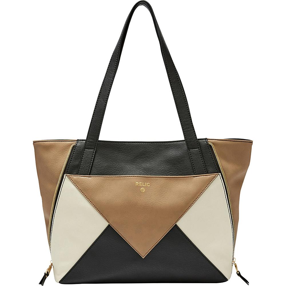 0e77cfc646 Relic Emma Tote Bag Neutral Multi - Relic Manmade Handbags - 10427976 by  Relic