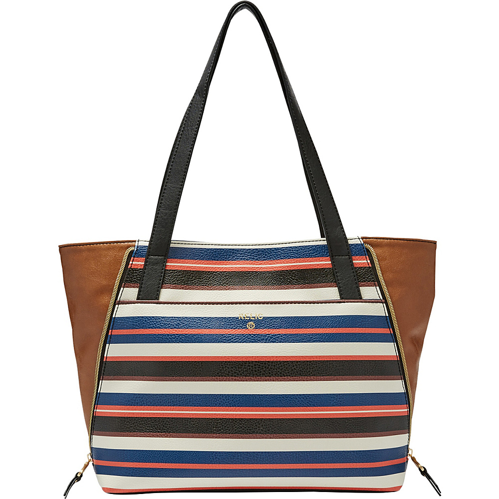158be9b676 Relic Emma Tote Bag Bleeker Stripe - Relic Manmade Handbags - 10427977 by  Relic