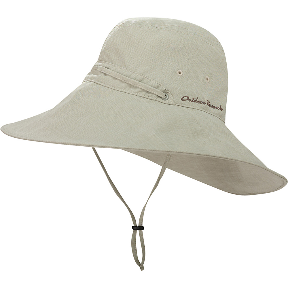 Outdoor Research Mesa Verde Sun Hat L/XL - Cairn - Outdoor Research Hats/Gloves/Scarves - Fashion Accessories, Hats/Gloves/Scarves