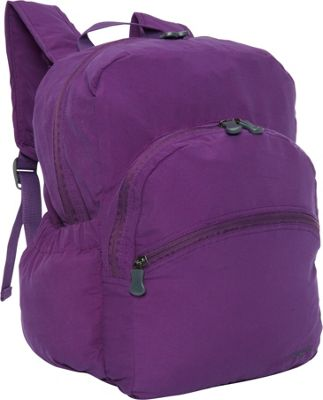 LiteGear LiteGear RFID City Pack Purple - LiteGear Everyday Backpacks