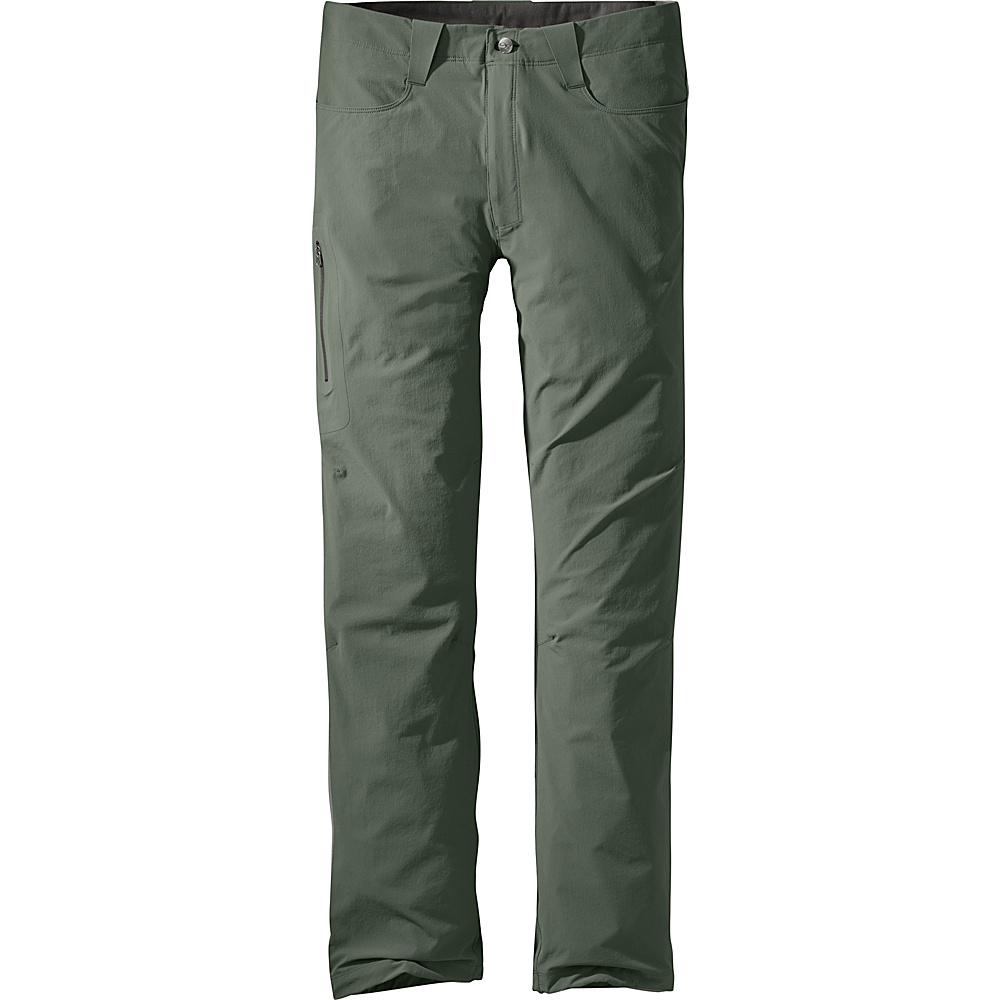 Outdoor Research Mens Ferrosi Pants 30 - Sage - Outdoor Research Mens Apparel - Apparel & Footwear, Men's Apparel
