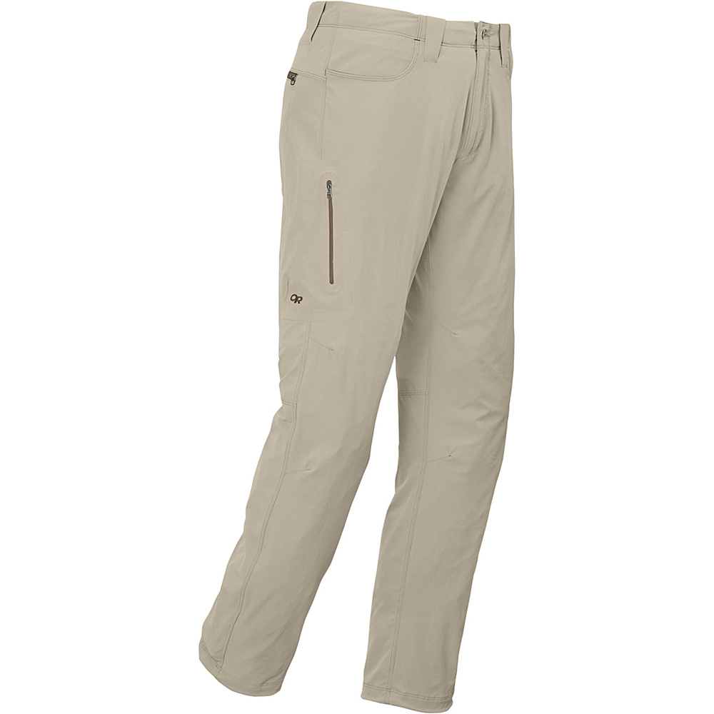 Outdoor Research Mens Ferrosi Pants 38 - Cairn - Outdoor Research Mens Apparel - Apparel & Footwear, Men's Apparel