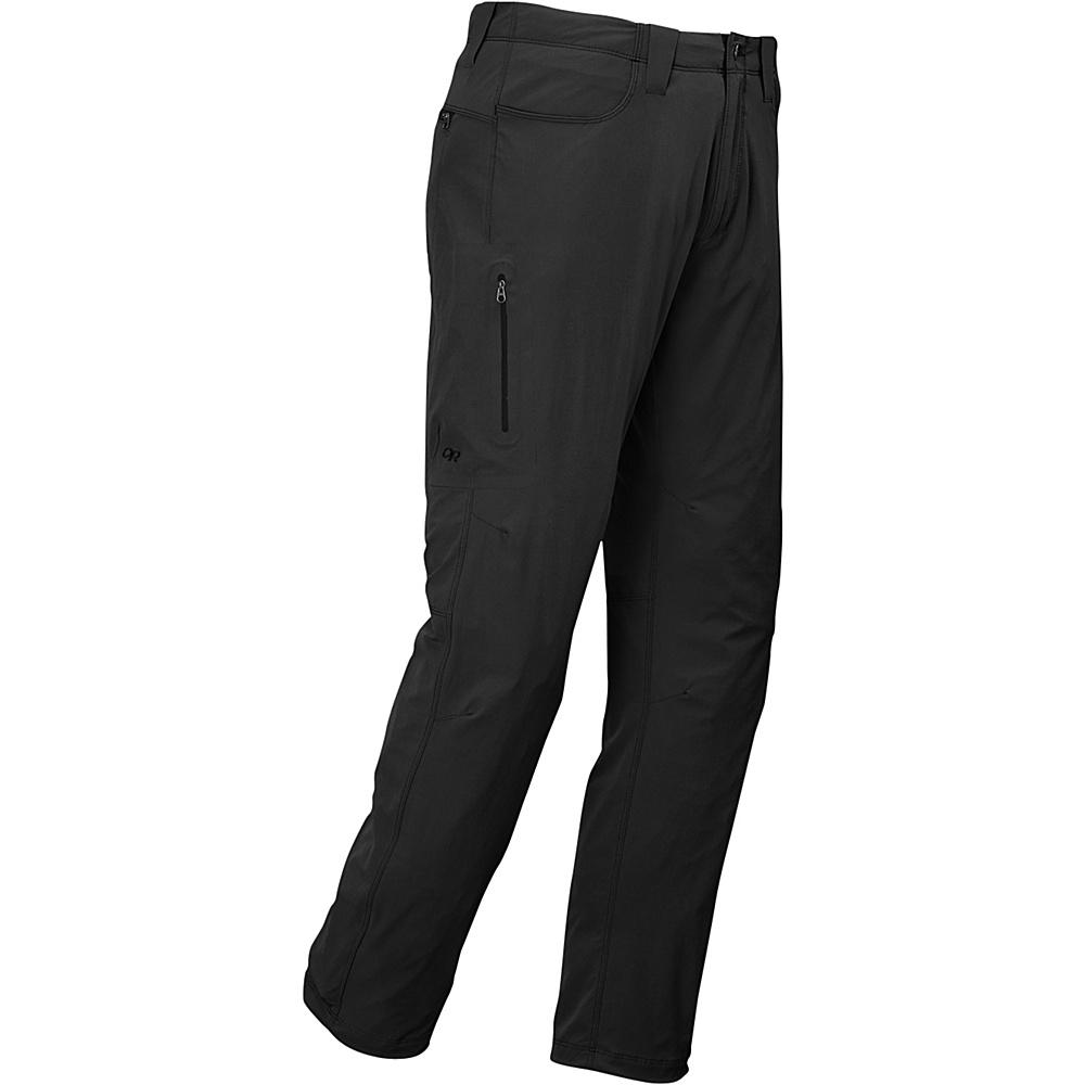 Outdoor Research Mens Ferrosi Pants 30 - Black - Outdoor Research Mens Apparel - Apparel & Footwear, Men's Apparel