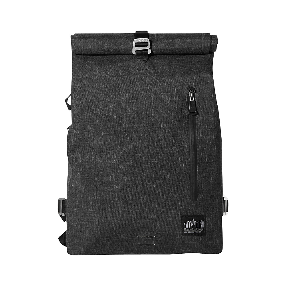 Manhattan Portage Harbor Backpack (MD) Black - Manhattan Portage Business & Laptop Backpacks - Backpacks, Business & Laptop Backpacks