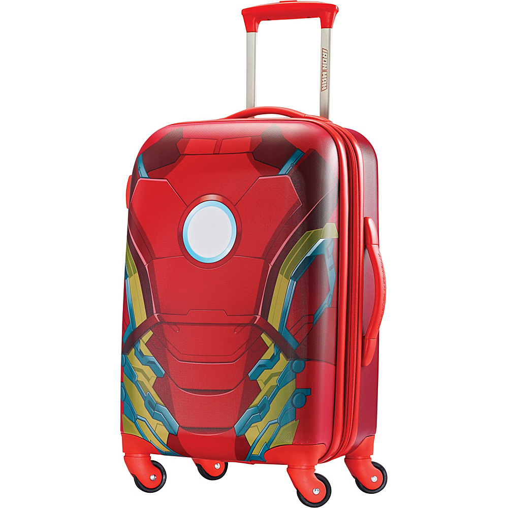 American Tourister Marvel Spinner 21 Iron Man - American Tourister Hardside Luggage
