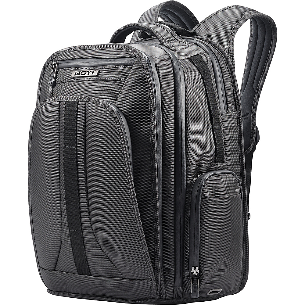 Boyt Mach 1 Softside Backpack Steel Grey - Boyt Business & Laptop Backpacks