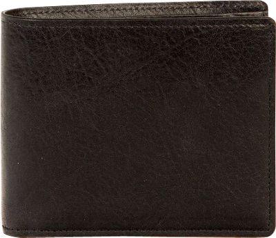 Boconi Becker RFID Billfold Black w/ Aspen - Boconi Men's Wallets