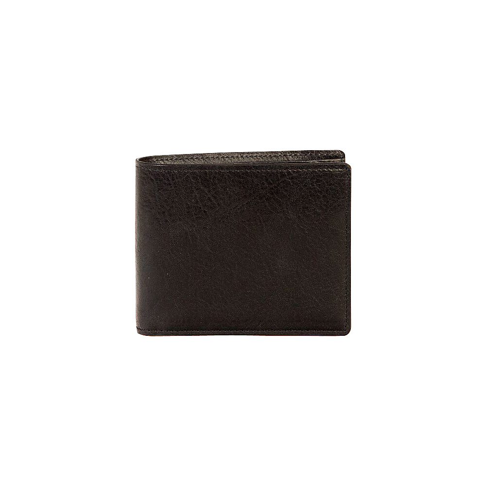 Boconi Becker RFID Billfold Black w Aspen Boconi Men s Wallets