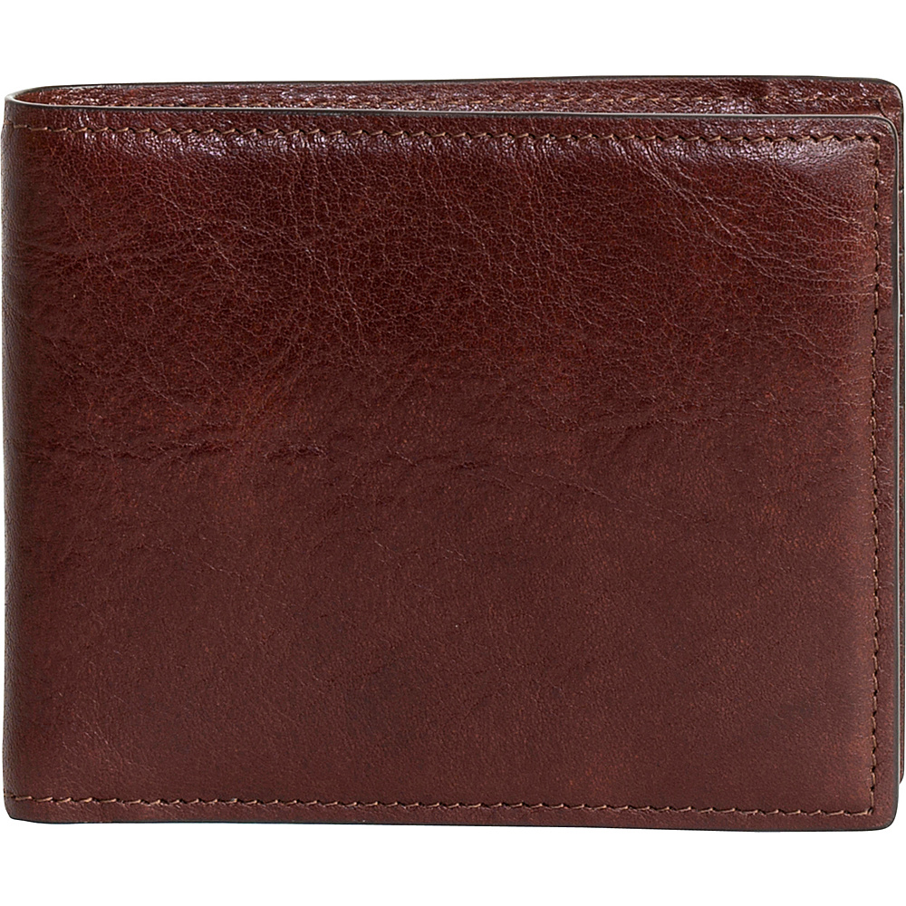 Boconi Becker RFID Billfold Whiskey w Aspen Boconi Men s Wallets