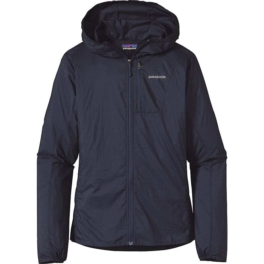 Patagonia Womens Houdini Jacket S - Black - Patagonia Womens Apparel - Apparel & Footwear, Women's Apparel