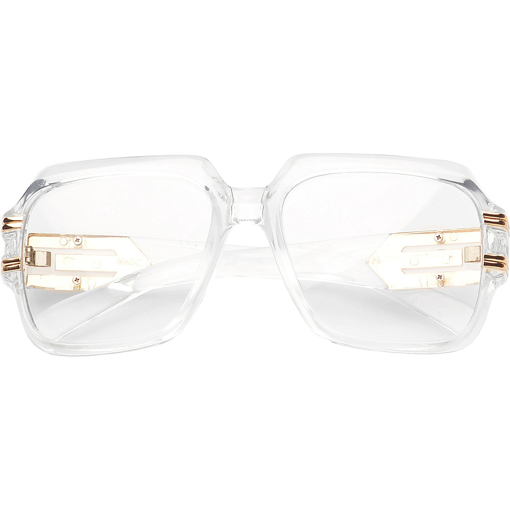SW Global Eyewear Paxton Square Fashion Sunglasses Clear - SW Global Sunglasses - Fashion Accessories, Sunglasses