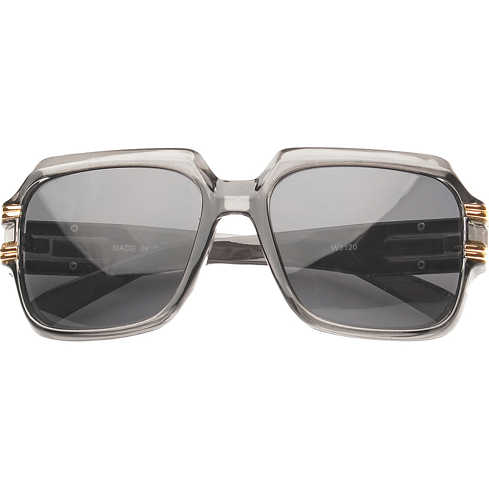 SW Global Eyewear Paxton Square Fashion Sunglasses Gray - SW Global Sunglasses - Fashion Accessories, Sunglasses
