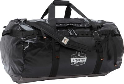 Ergodyne GB5030L Large Water Resistant Duffel Bag Black - Ergodyne Outdoor Duffels