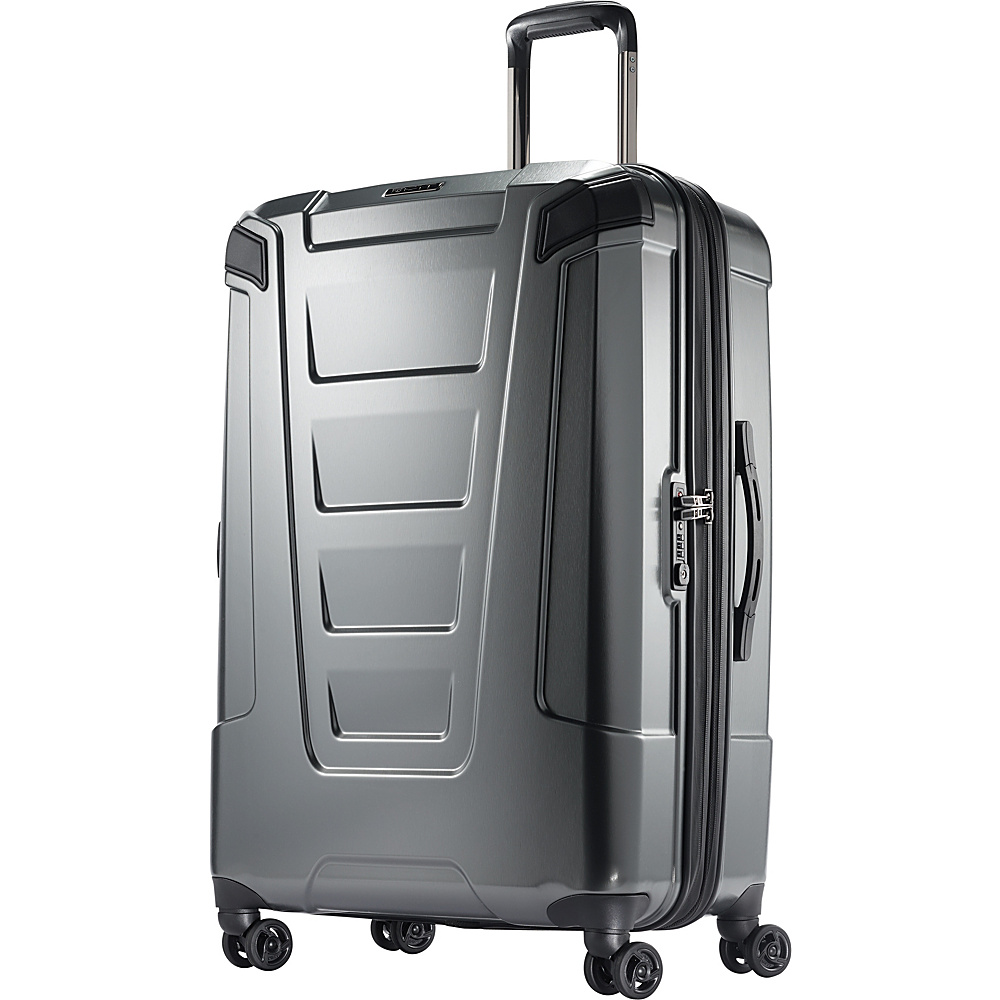 Boyt Mach PC Hardside Spinner 28 Silver - Boyt Hardside Luggage