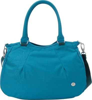 Haiku Harmony Tote Sea Blue - Haiku Fabric Handbags