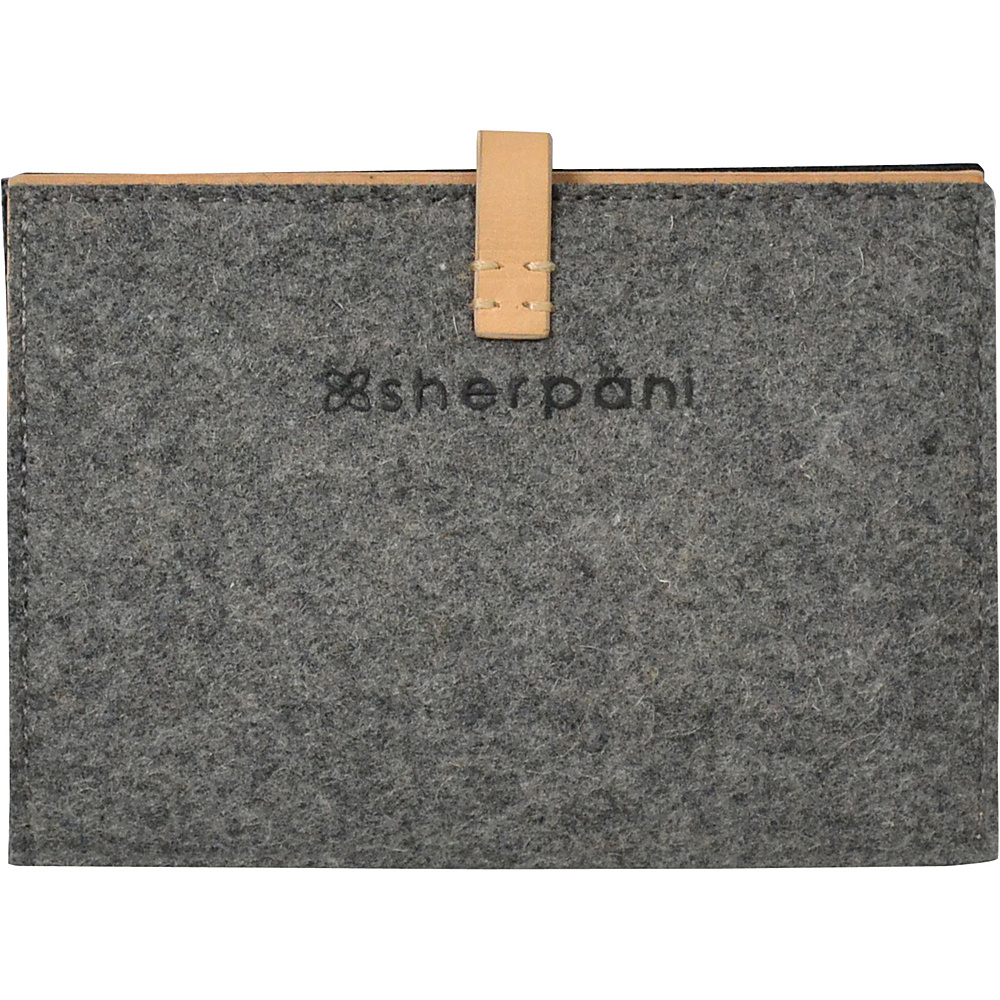 Sherpani Kingston Passport Wallet Chai Sherpani Travel Wallets