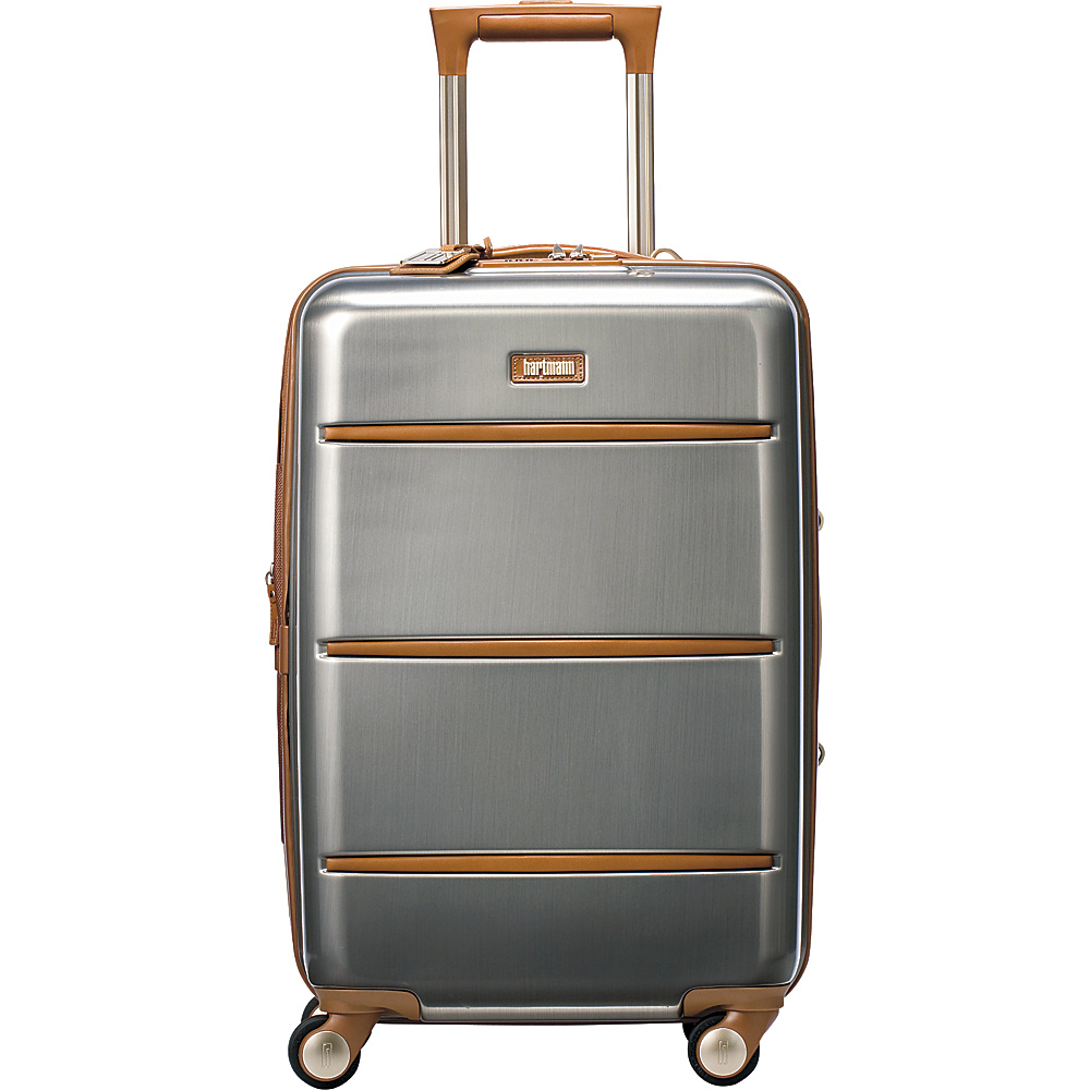 Hartmann Luggage Intensity SPL Spinner 56 22 Carry On Aluminum Hartmann Luggage Hardside Carry On