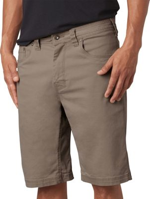 PrAna Bronson Shorts - 9 inch Inseam 35 - Mud - 31 - PrAna Men's Apparel