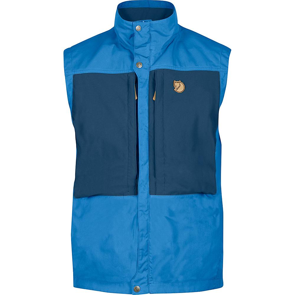 Fjallraven Keb Vest S - UN Blue - Fjallraven Mens Apparel - Apparel & Footwear, Men's Apparel