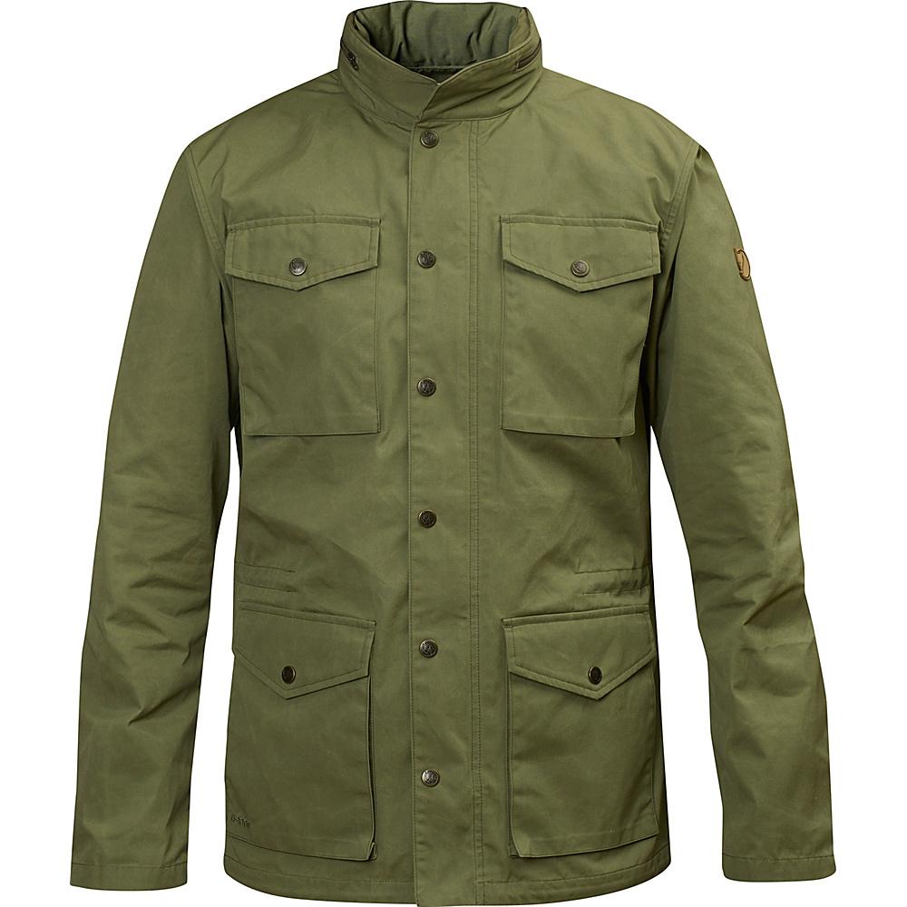 Fjallraven Raven Jacket XS - Green - Fjallraven Mens Apparel - Apparel & Footwear, Men's Apparel