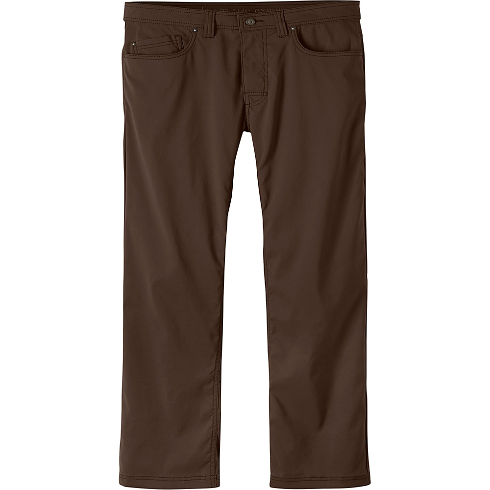 PrAna Brion Pants - 32 Inseam 33 - Charcoal - PrAna Mens Apparel - Apparel & Footwear, Men's Apparel