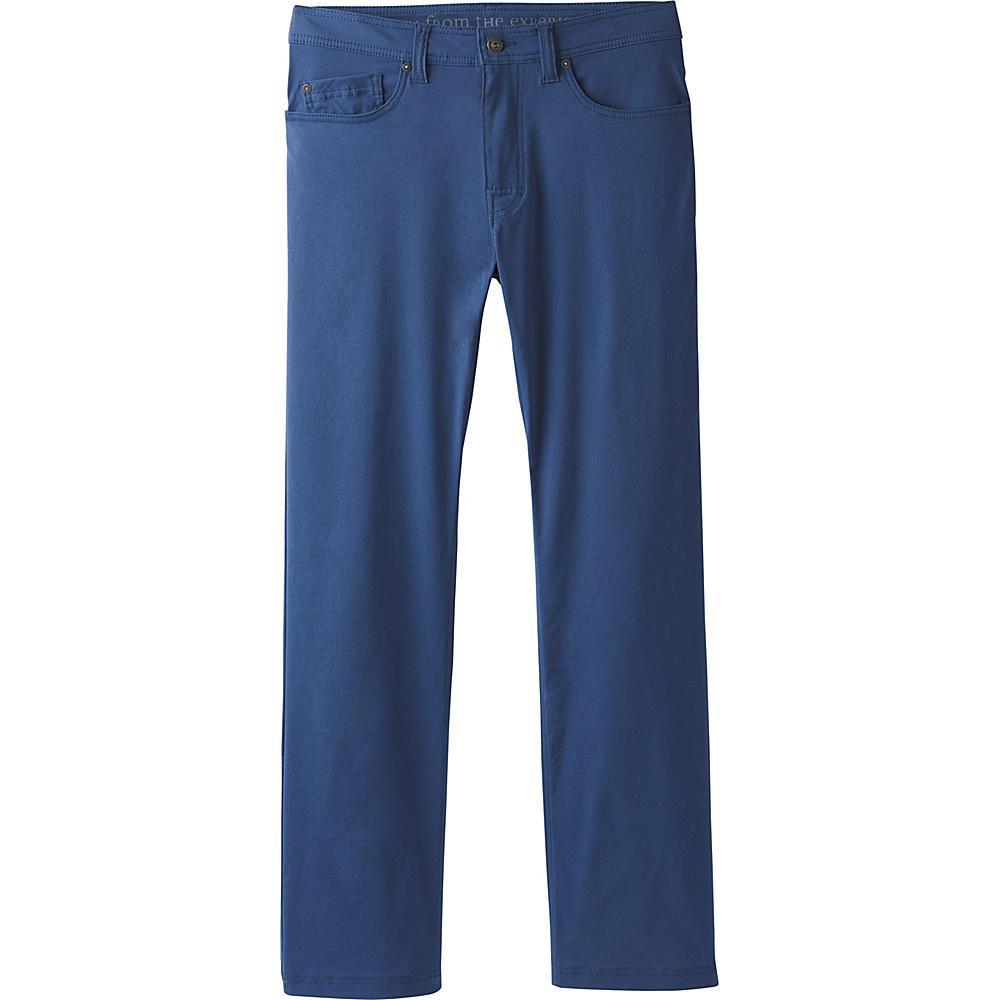 PrAna Brion Pants - 32 Inseam 34 - Charcoal - PrAna Mens Apparel - Apparel & Footwear, Men's Apparel