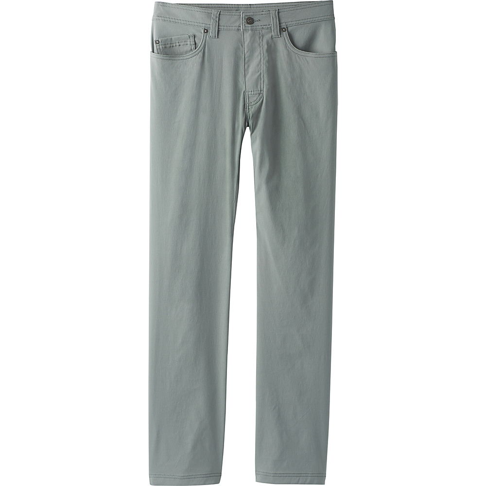 PrAna Brion Pants - 32 Inseam 36 - Charcoal - PrAna Mens Apparel - Apparel & Footwear, Men's Apparel