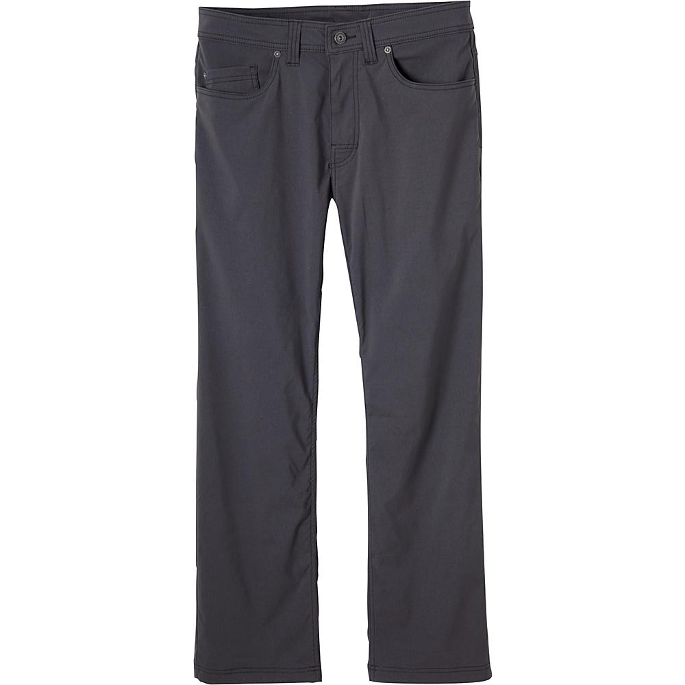PrAna Brion Pants - 32 Inseam 38 - Charcoal - PrAna Mens Apparel - Apparel & Footwear, Men's Apparel