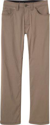 PrAna Brion Pants - 32 inch Inseam 32 - Mud - PrAna Men's Apparel