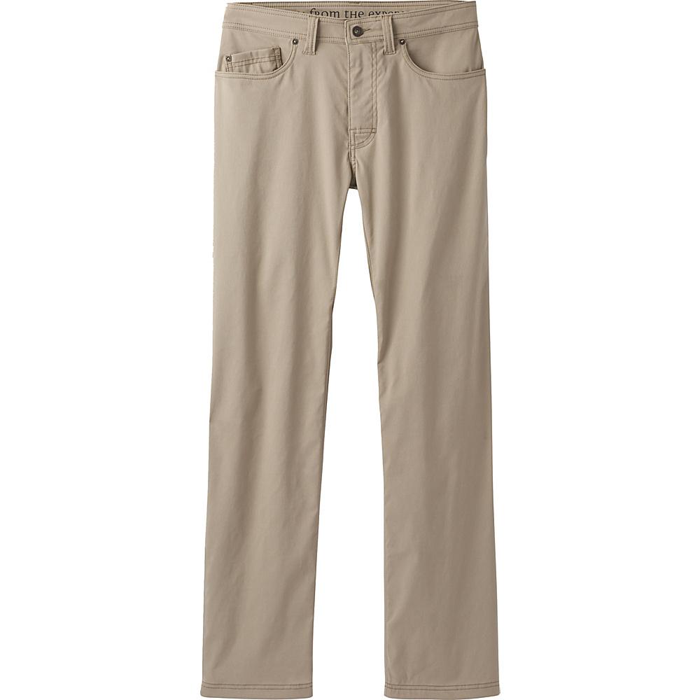 PrAna Brion Pants - 32 Inseam 34 - Black - PrAna Mens Apparel - Apparel & Footwear, Men's Apparel