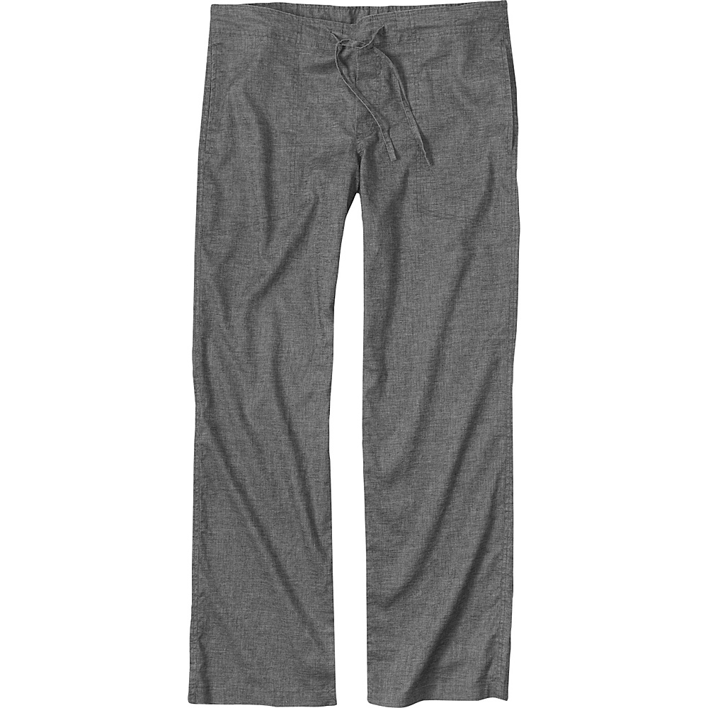 PrAna Sutra Pants L - Gravel - PrAna Mens Apparel - Apparel & Footwear, Men's Apparel