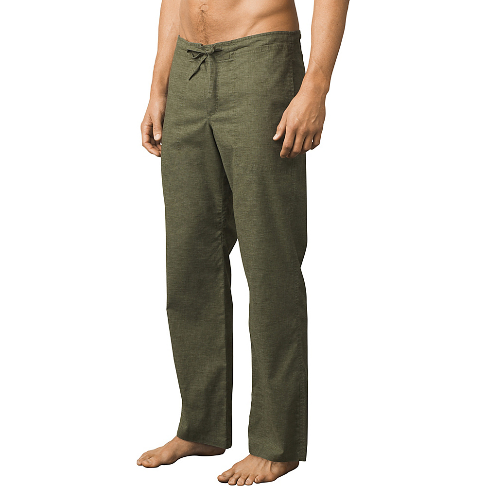 PrAna Sutra Pants XXL - Cargo Green - PrAna Mens Apparel - Apparel & Footwear, Men's Apparel