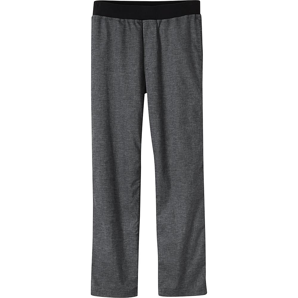 PrAna Vaha Pants - 32 Inseam L - Gravel - PrAna Mens Apparel - Apparel & Footwear, Men's Apparel