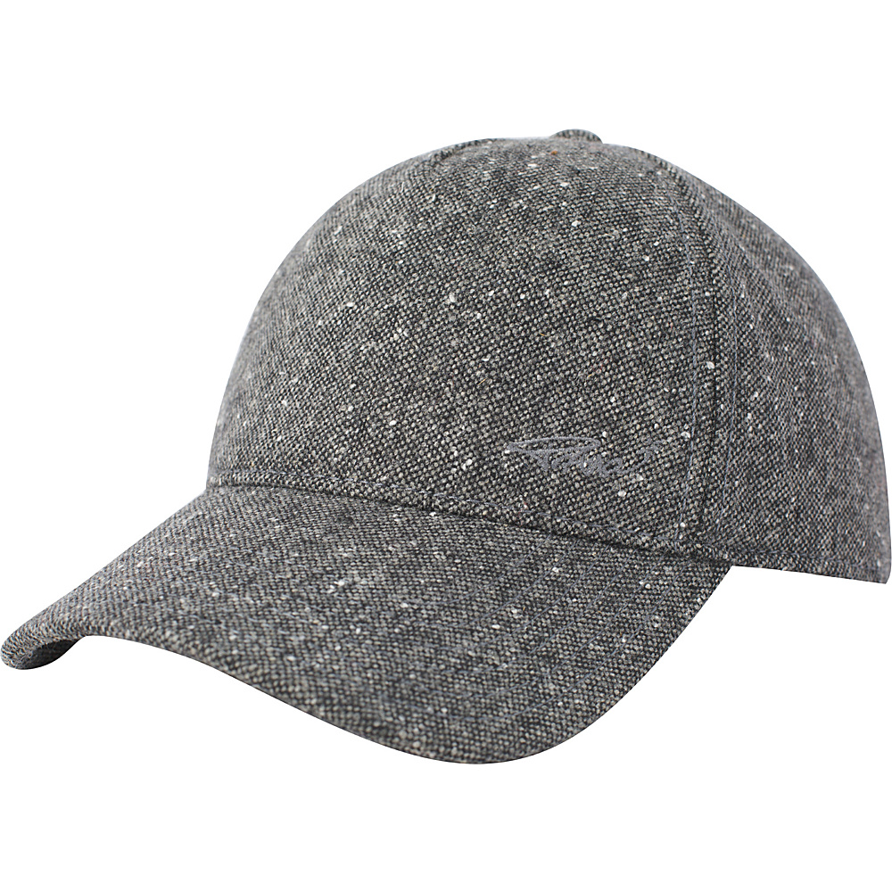 PrAna Kolby Ball Cap One Size - Charcoal - PrAna Hats/Gloves/Scarves - Fashion Accessories, Hats/Gloves/Scarves