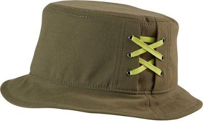 PrAna Womens Zion Bucket Hat S/M - Cargo Green - PrAna Hats/Gloves/Scarves