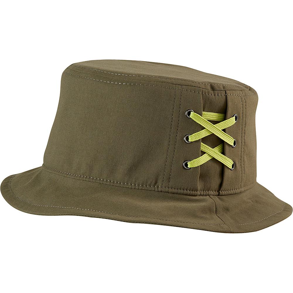 PrAna Womens Zion Bucket Hat S/M - Cargo Green - PrAna Hats/Gloves/Scarves - Fashion Accessories, Hats/Gloves/Scarves