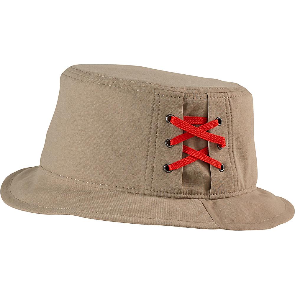 PrAna Womens Zion Bucket Hat Dark Khaki - Small/Medium - PrAna Hats/Gloves/Scarves - Fashion Accessories, Hats/Gloves/Scarves